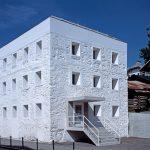 Valerio Olgiati - das gelbe Haus, Flims, Switzerland