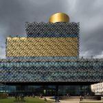 Mecanoo - Central Library, Birmingham