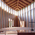 Peter Zumthor – St Benedict's Chapel, Sumvitg, Swizterland