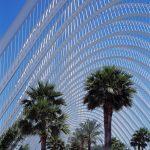 Santiago Calatrava – L'Umbracle Sculpture Garden, Valencia, Spain
