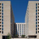 Stanton Williams - Victoria Student Halls, King's Cross