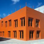 MVRDV - Thonik Studio (the orange version), Amsterdam